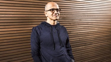 Tech smart: Incoming Microsoft CEO Satya Nadella has a reputation for being a cerebral, collaborative leader with a low-key style.