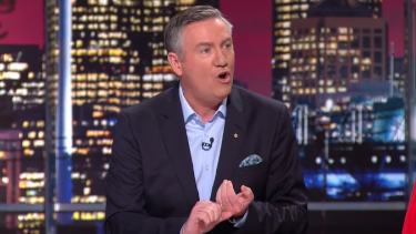Eddie McGuire responds to Sam Newman on