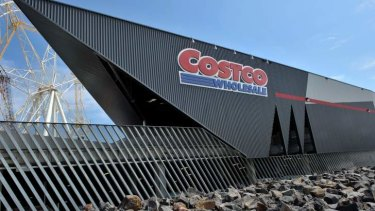 Costco at Docklands.