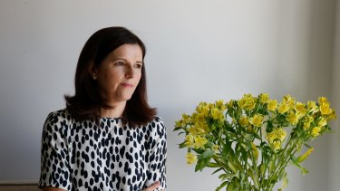 Shayne Higson, a photographer, became the lead candidate for the NSW Voluntary Euthanasia Party after watching her mother die of brain cancer.