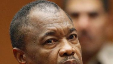 Lonnie Franklin Jr. ... pleaded not guilty.