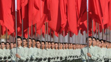 Is China behind co-ordinated cyber-hacking of some of the world's biggest companies?