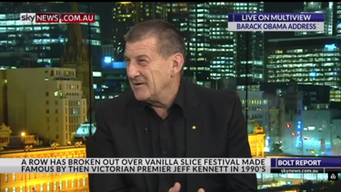 """""""I did come up with three or four things [but] I can't recall them right now"""": Jeff Kennett could not name a Turnbull government achievement."""