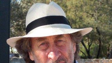 British author Howard Jacobson.