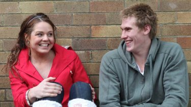You'll do ... best friends Keesja Gofers and Scott Nichols have a pact to marry if they're still single in their 30s.