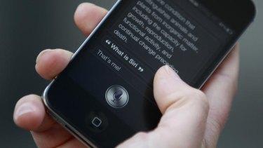 "Siri ... ""intentional misrepresentation""."