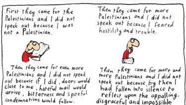 <i>Illustration: Michael Leunig</i>