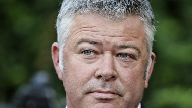 WA Treasurer Troy Buswell is no stranger to controversial headlines