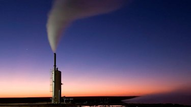 Geothermal energy could provide 9 per cent of Australia's energy needs by 2035.