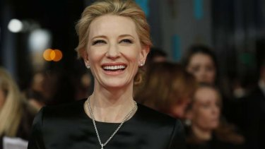 Mutual admiration: Cate Blanchett told a British TV show she as reading Anne Summers' book.