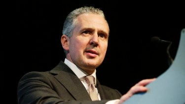 Andy Penn was hired as Telstra's CEO with extensive experience abroad.