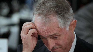 """""""The consensus among our political contacts is that Turnbull will resign"""" ... WikiLeaks cable."""