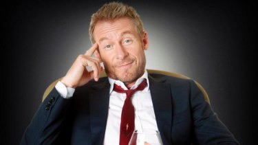 Returning: Richard Roxburgh as Cleaver Greene in the series Rake.