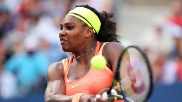 Crowd-pleaser: Serena Williams will play in Melbourne.