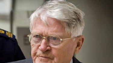 Charles Zentai, 87, an accused nazi war criminal.