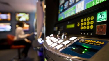 Pokie venues are under fire for introducing new 'hybrid' cash machines before the ATM ban is enforced.