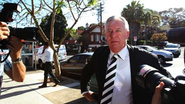 Michael Williamson … former general secretary of the union.
