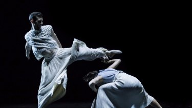 <i>Full Moon</I> in <i>ORB</I> by Sydney Dance Company is ablaze with references to deities and mythological creatures.