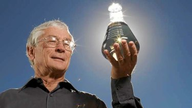 Dick Smith says he won't even bother turning up to court to fight for the right for the OzEmite brand.