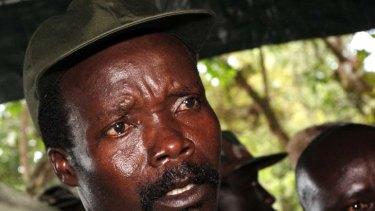 Infamous ... Joseph Kony.