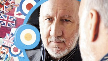 Behind blue eyes … at 67, the Who's Pete Townshend remains candid, complex and contradictory.