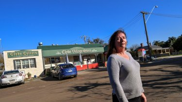 """""""You know kids still come here after school for lollies and spend half an hour going 'I'll have one of those and one of those'. They won't be able to do that when Westfield comes'': Tracey O'Brien."""