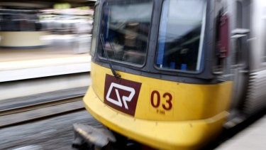 Beenleigh, Gold Coast, Ferny grove and Airport line trains were suspended shortly after 5am following a track fault at Yeerongpilly.