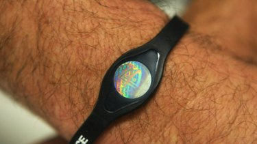 Revolutionary or an expensive scam? The Power Balance band.
