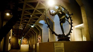 Mystery: Shiva in the National Gallery of Australia.
