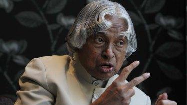 "Dr Kalam ... ""strength respects strength""."