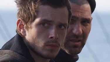 Pavel (Grigory Dobrygin) and Sergei (Sergei Puskepalis).