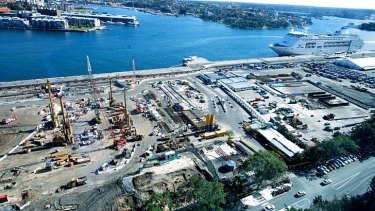"""Barangaroo is prime real estate - probably the most important undeveloped land in the most beautiful city in the world""."