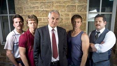 Cast of <i>The Great Mint Swindle </i>