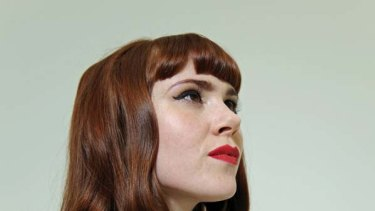 Kate Nash is determined to be a positive role model.