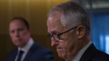Malcolm Turnbull and Immigration Minister Peter Dutton are expected to announce a new deal this weekend.
