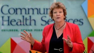 NSW Health Minister Jillian Skinner.