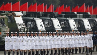 Power plays and shows of military strength are not uncommon in Chinese politics, but the silence surrounding the toppling of Bo Xilai has observers mystified.