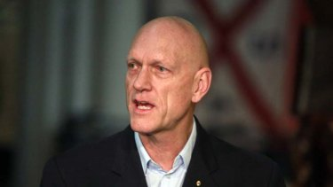 """""""There is no justifiable reason for this 11th-hour backdown"""" ... Federal Minister for School Education Peter Garrett."""