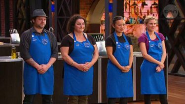 All change ... the All Stars will no longer be cooking in teams, rendering those fancy aprons meaningless.