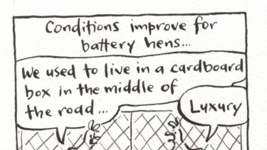 Cartoon: Cathy Wilcox