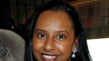 Rajina Subramaniam ... paid over the odds for prestige properties in Bondi, Kiribilli and the CBD.