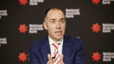 NAB chief executive Andrew Thorburn said a royal commission could distract banks from focusing on customers.