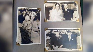 The wedding photos Holly Edwards will now reunite with their rightful owners.