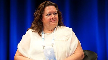 Gina Rinehart has lost an appeal to suppress details of a damaging family feud.