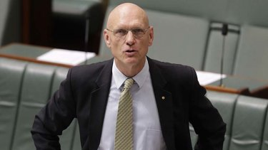 Former Labor minister Peter Garrett: believed installing insulation was 'not that hard'.