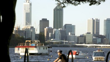 Perth was once predicted to overtake Sydney as Australia's most expensive city for property.