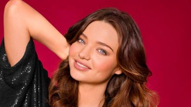 Busy throughout her pregnancy ... Miranda Kerr.
