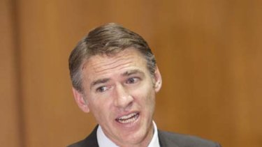 No innocent ... Independent MP Rob Oakeshott.