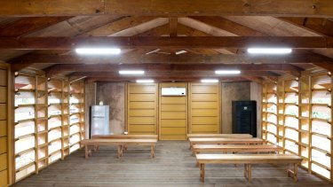 NevHouse shelters can be used as community buildings – such as schools  –  before being utilised in the event of a cyclone.