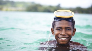Vanuatu has been looking to revive its tourism industry after Cyclone Pam damaged the country last year.